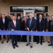OHIO811 ribbon cutting ceremony