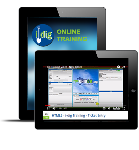 i-dig Online Training Course