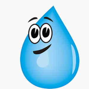 My name is Mr. Drippy and I represent water lines