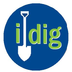 OHIO811 i-dig logo