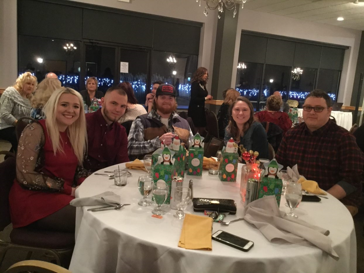 OHIO811 Christmas party 2019