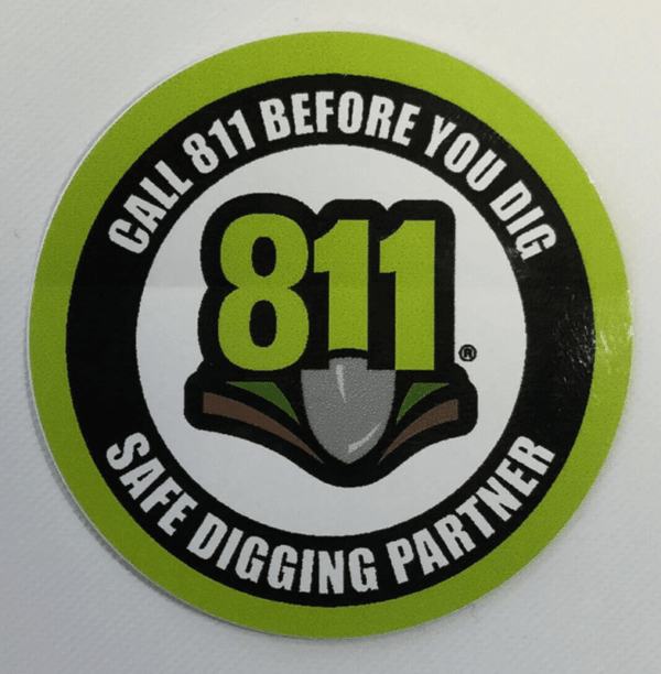 811 Decal