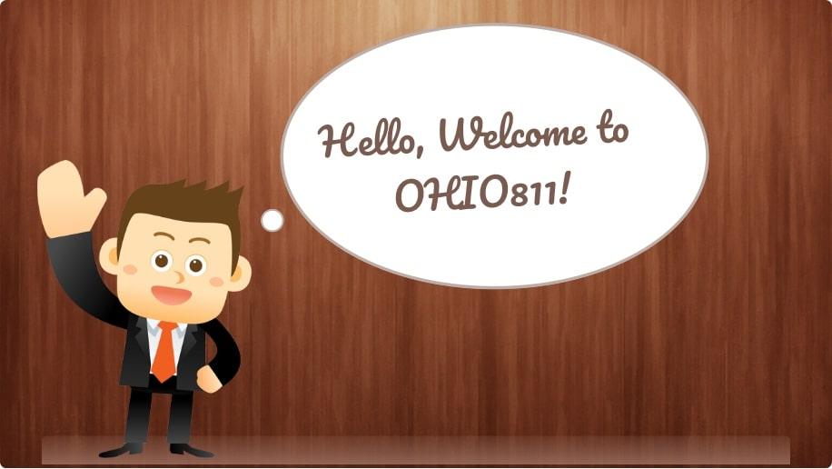 Slidy the OHIO811 Process